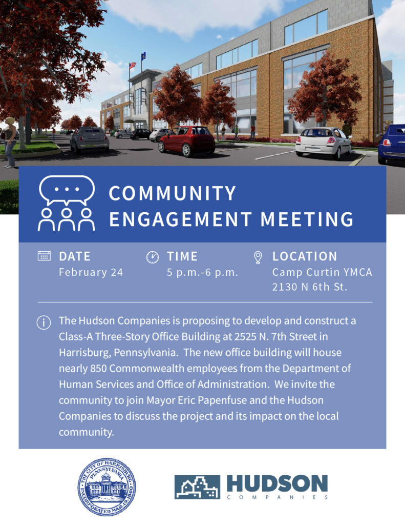 community engagement meeting