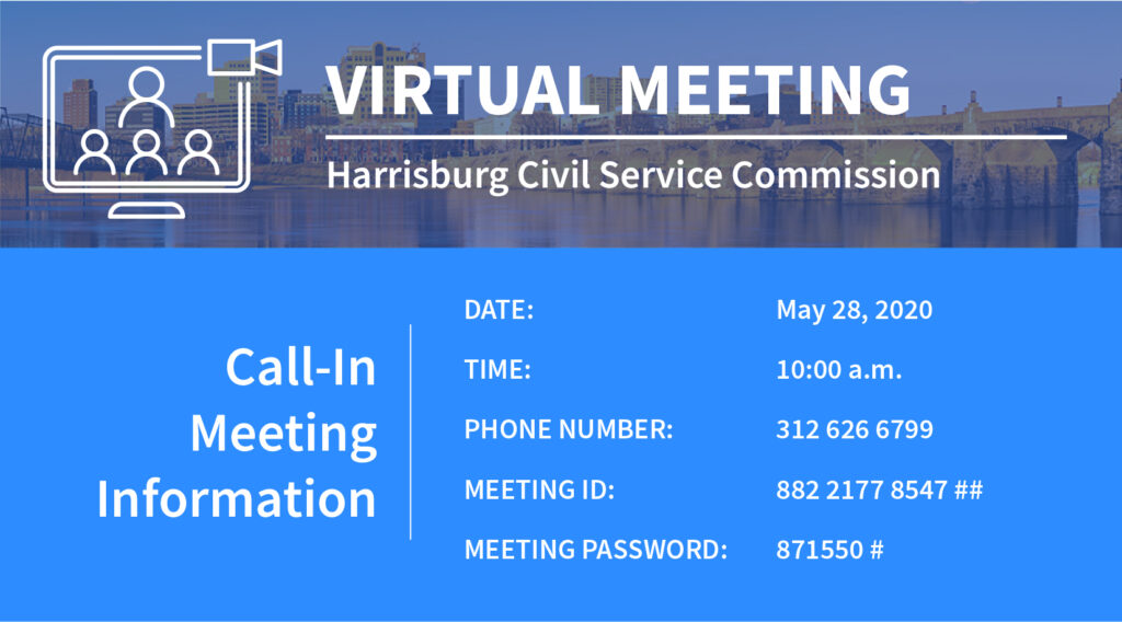 Harrisburg Civil Service Commission