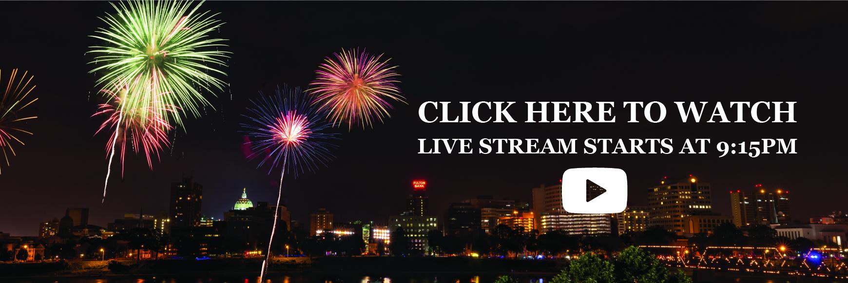 fireworks web banner
