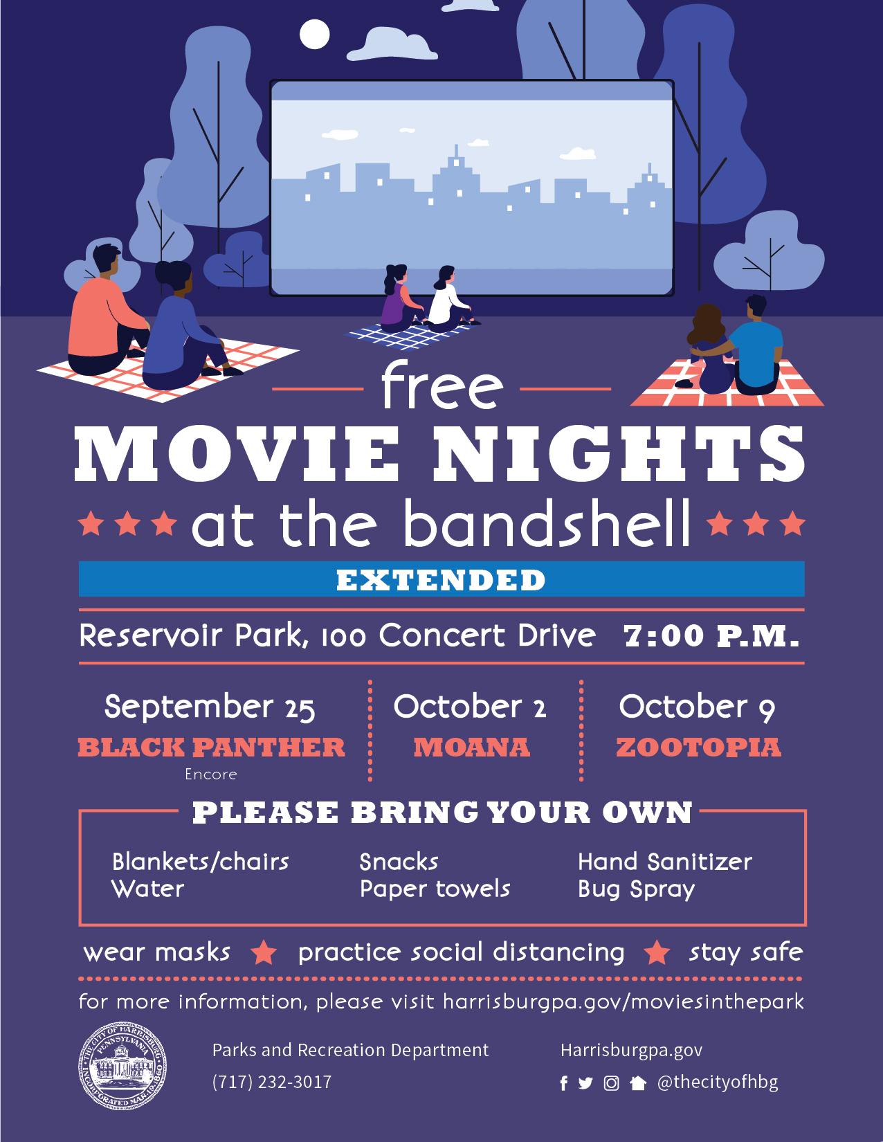 Movie night extended
