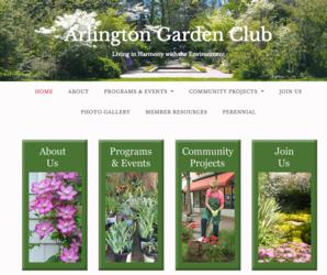 Arlington Garden Club Plant Sale Sat. May 20!