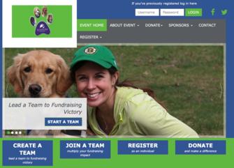 Canine Walk & Family Fair for the Carroll Center for the Blind