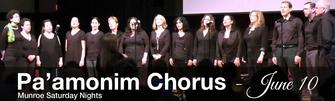 Pa'amonim Chorus