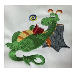 Lexington Arts and Crafts Society PINS, NEEDLES AND DRAGONS