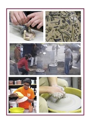 Lexington Arts and Crafts SocietyTeen Pottery Class with Lynne Fisher