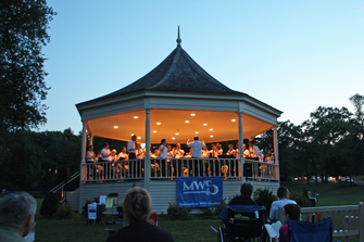 MetWinds Concerts in the Park
