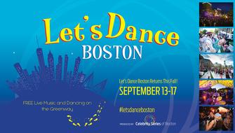 Dance under the stars - September 13-17