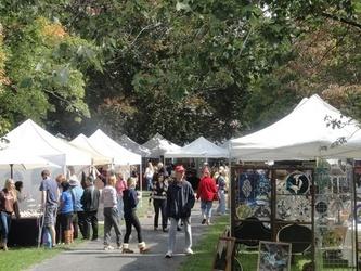 Annual Autumn Craft Festival Saturday, September 14