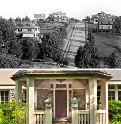 House Tour: The Golden Age of Merriam Hill 1865-1940