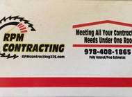 RPM Contracting