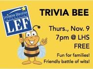 LEF's Trivia Bee