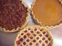 "25th Annual ""Pie In The Sky"" Thanksgiving Bake Sale for Community Servings"