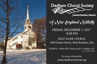 A New England Nativity