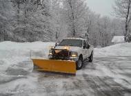 Snow Plowing available in Franklin, MA