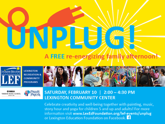 Free Family Event with LEF!