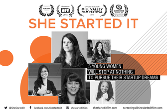 """She Started It"" Film Screening – Lowell Women's Week Event"