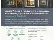 Sidekick Home Improvement Advocate
