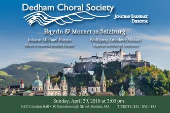 Haydn & Mozart in Salzburg