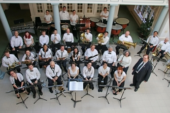 MIT Concert Band concert: world premiere by Peter Child