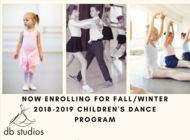 Free Dance Class & Open House August 21 & 25