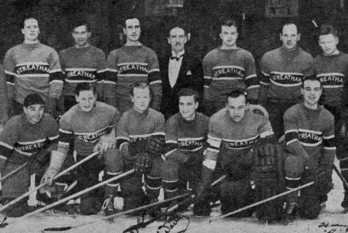 picture of the Olympic British team that won the Gold in 1936