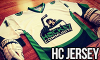 Meet the HC Jersey uniting Hockey players around the World.