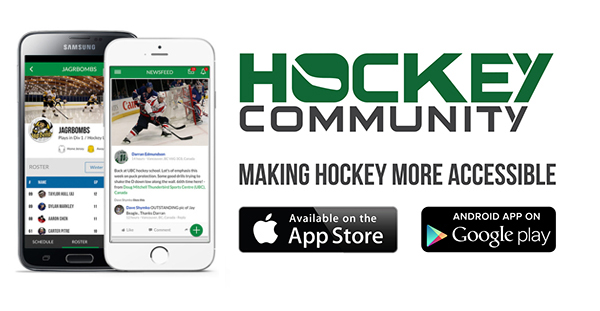 Hockey Community: league software