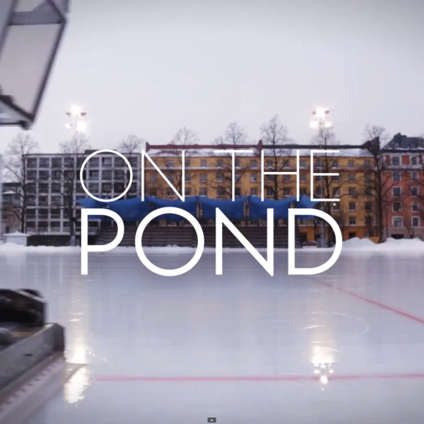 Why do you love hockey? A pond hockey documentary by @HockeyTutorial