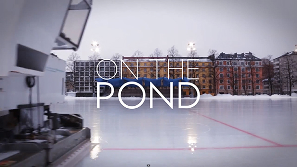 Why do you love hockey? A pond hockey documentary.