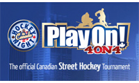 HC partners with Play On! Official Canadian Street Hockey Tournament