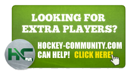 Play On! Hockey Tournament Social Network