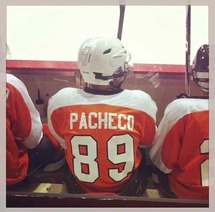 Mike Pacheco Hockey Profile
