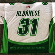 Jay Albanese Hockey Profile