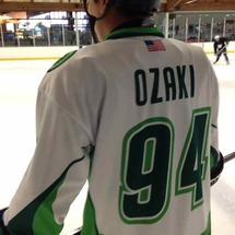 Chris Ozaki Hockey Profile