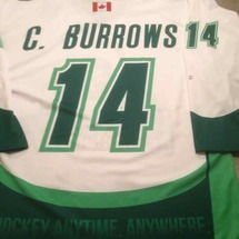 Chris Burrows Hockey Profile