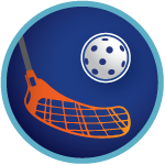 Floorball-badge-150