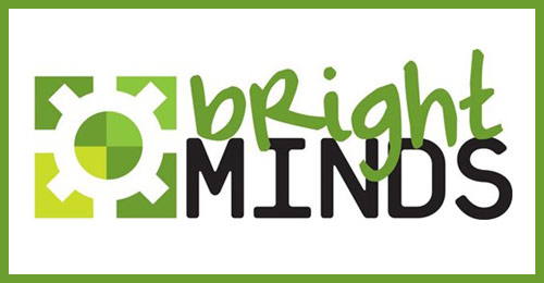 Bright minds foundation logo
