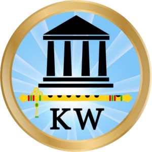Krishna West Logo