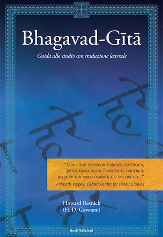 Bhagavad-Gita: Guida Allo Studio con Traduzione Letterale