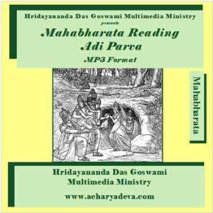 Mahabharata Reading