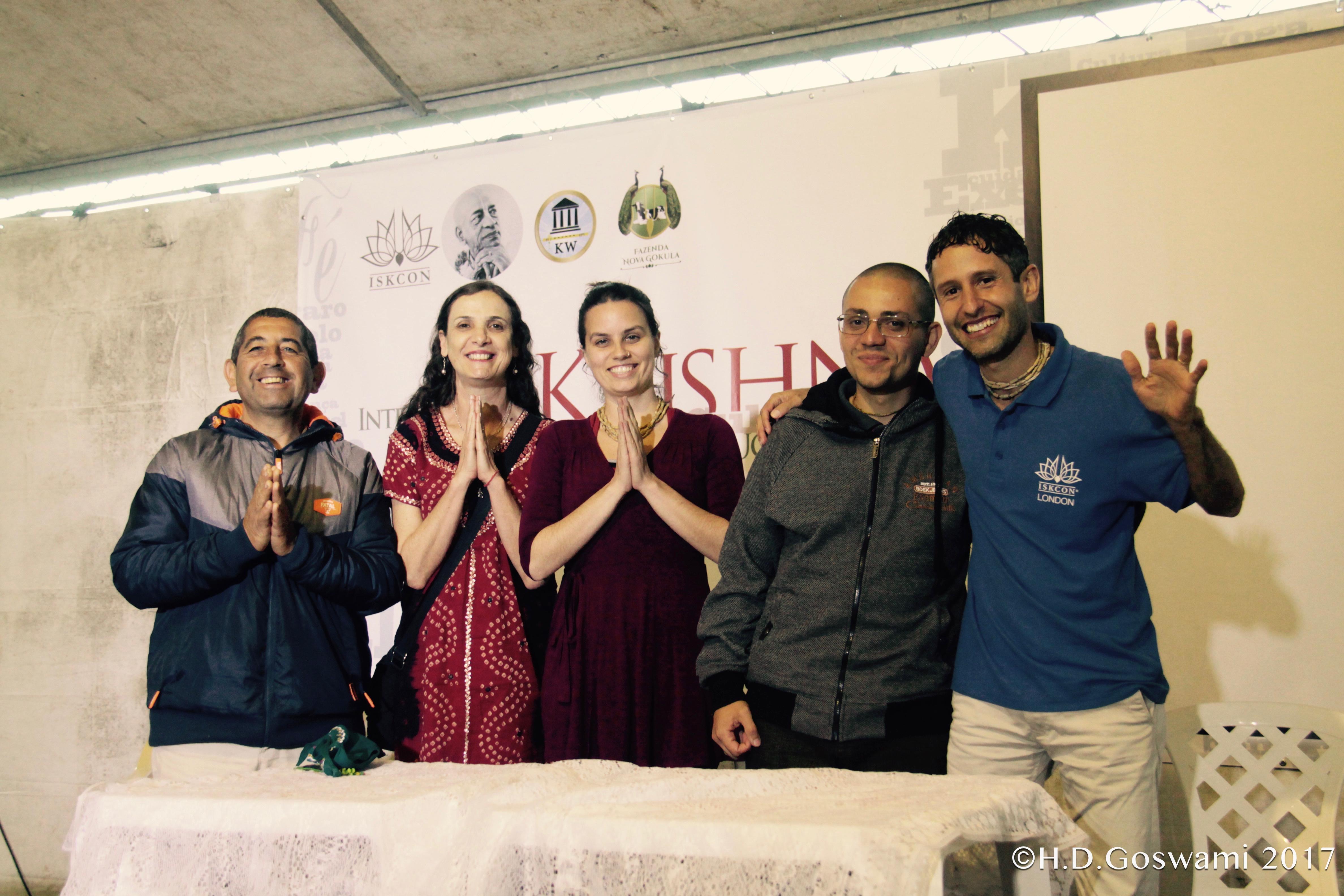 Krishna West Festival 2017
