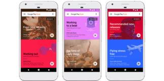 Google Play Music - Yapay Zeka ile Artık daha Akıllı Önerilerde Bulunacak
