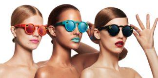 Snapchat' in Kameralı Gözlükleri Spectacles Otomatlarda Satılacak