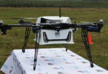 Domino' s Yeni Zelanda' da Pizzaları Drone' larlar Teslim Etmeye Başladı