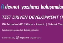 Yazılımcının Magazini Devnot' un Yazılımcı Buluşmaları Başlıyor