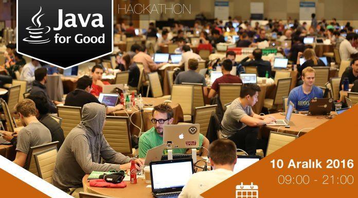 Java For Good - İyilik İçin Java
