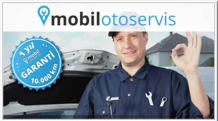 Türkiye' de ilk Kez Kapıda Oto Bakım Hizmeti - Mobil Oto Servis