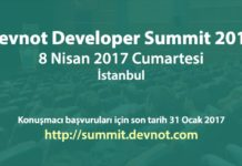 Devnot - Developer Summit 2017