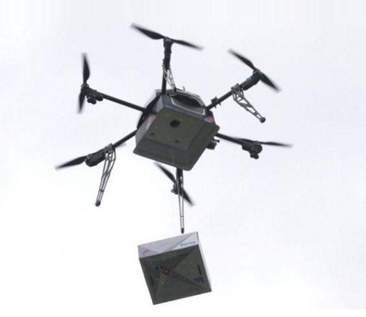 Tanzanya' da Drone' larla Kan Teslimatı