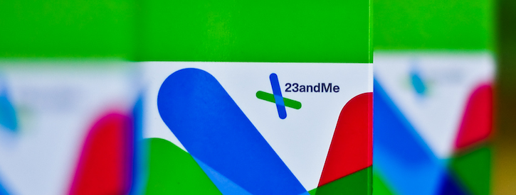 23and me lark,23andme wellness,23andme data